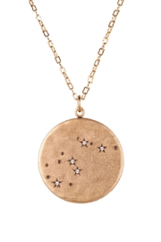 Beaucoup Designs Aquarius Constellation Necklace - Product Mini Image