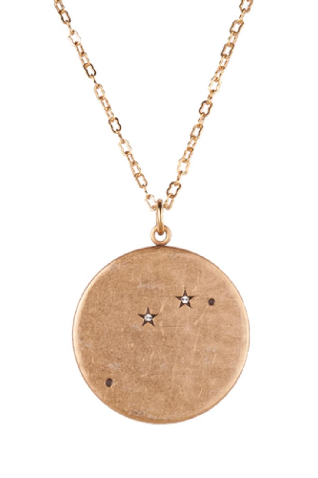 Beaucoup Designs Aries Constellation Necklace - Main Image