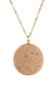 Beaucoup Designs Aries Constellation Necklace - Product List Image