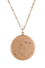 Beaucoup Designs Aries Constellation Necklace - Product Mini Image