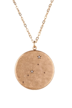 Beaucoup Designs Cancer Constellation Necklace - Product List Image
