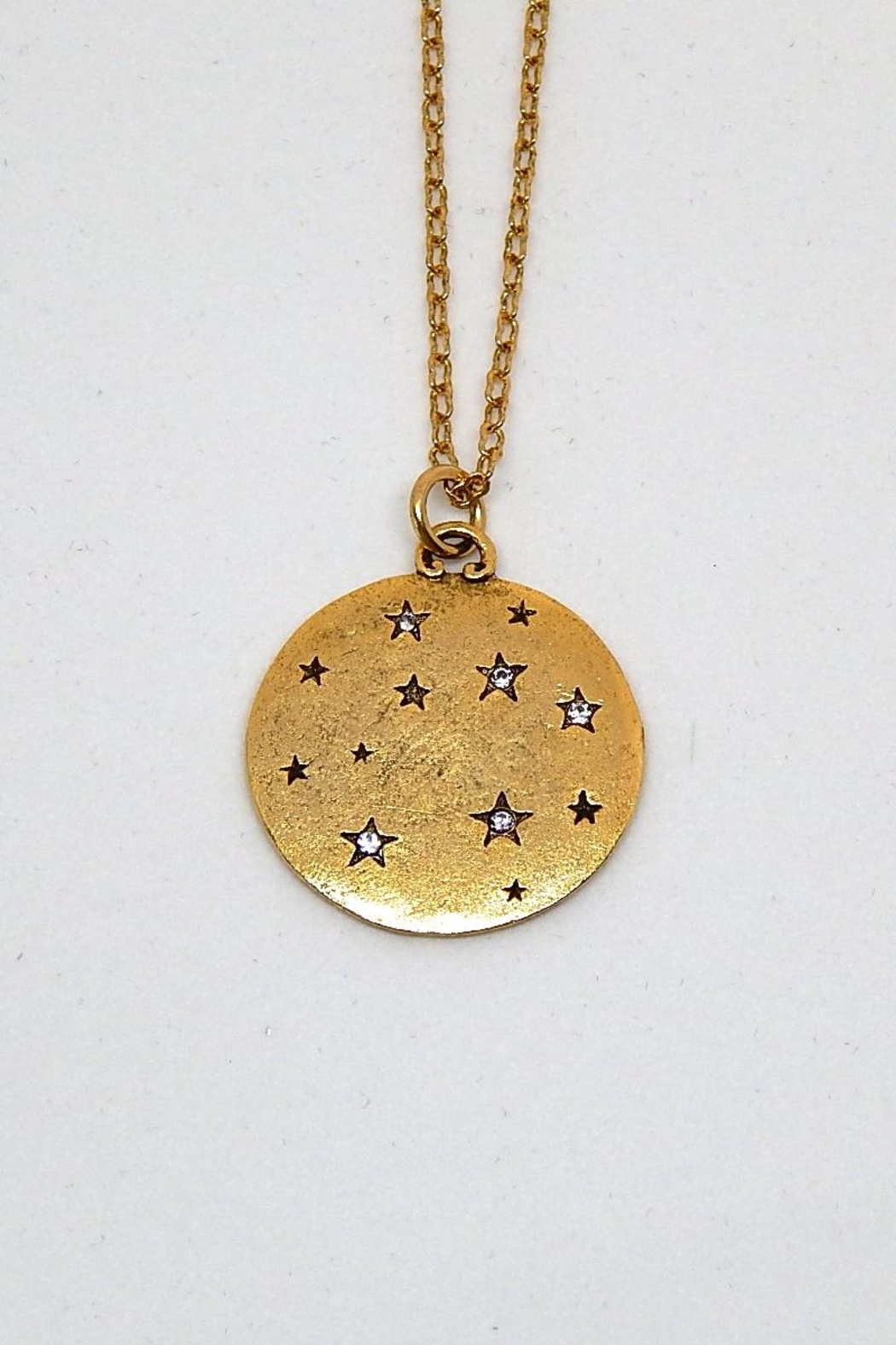 Beaucoup Designs Constellation Necklace - Front Full Image