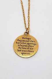 Beaucoup Designs Constellation Necklace - Side cropped