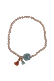 Beaucoup Designs Dahlia Bracelet - Rose - Product Mini Image