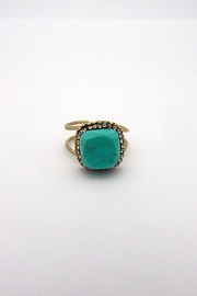 Beaucoup Designs Edith Ring - Front cropped