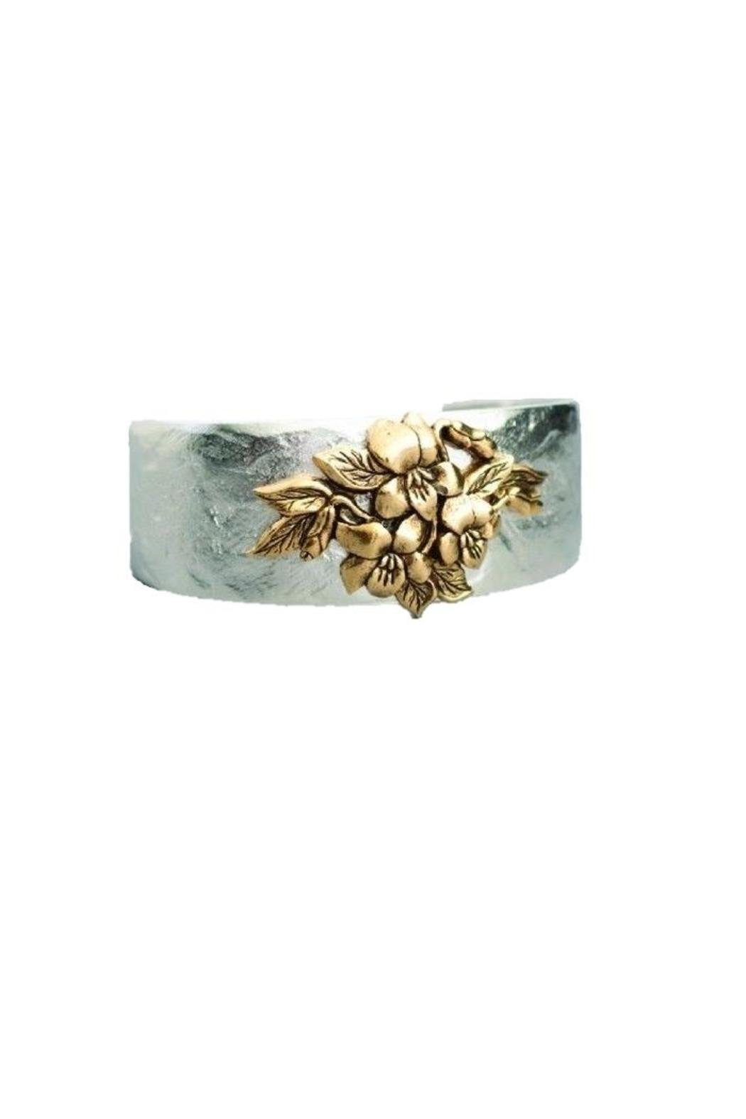 Beaucoup Designs February Cuff Bracelet - Main Image