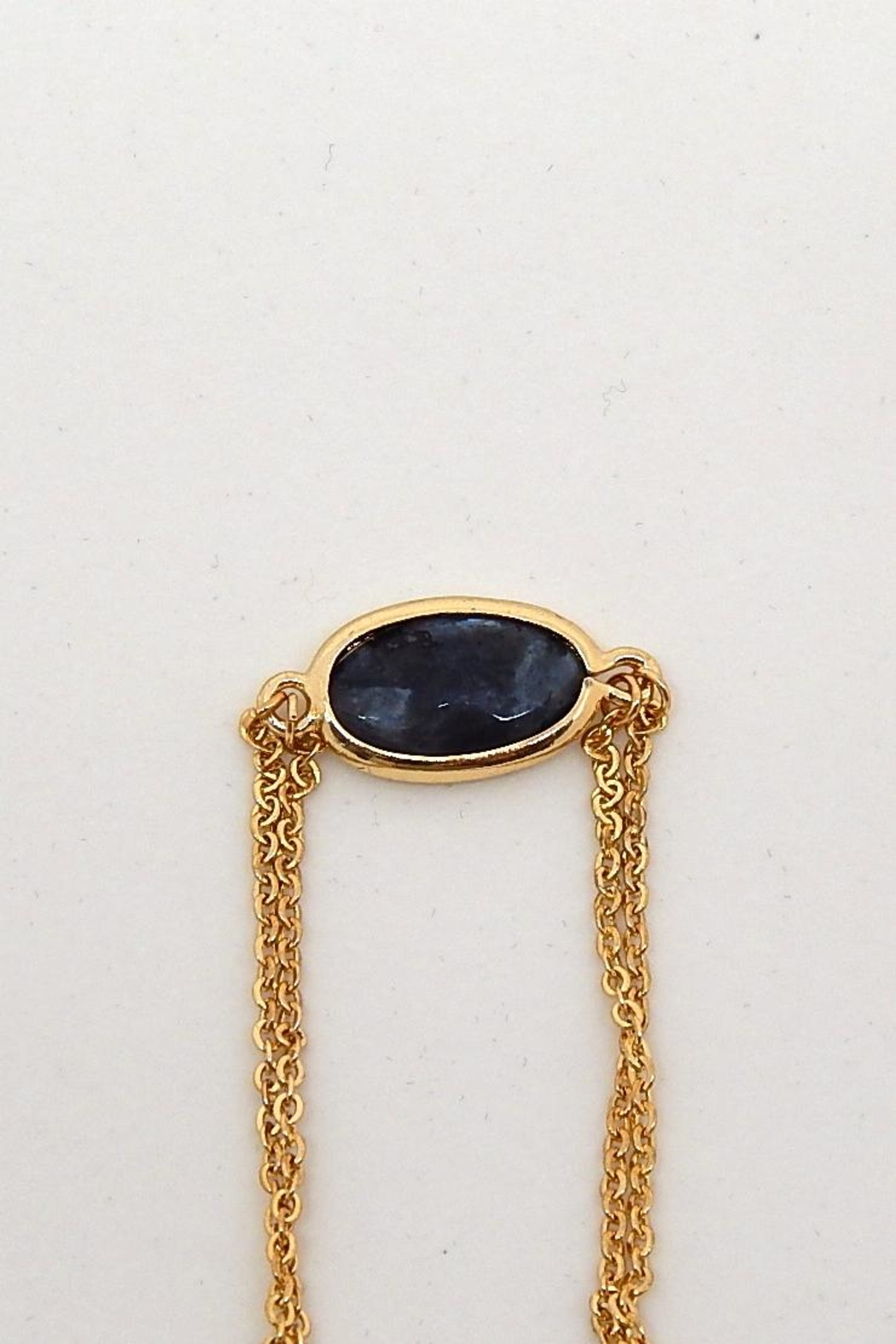 Beaucoup Designs Gold Camille Bracelet - Front Full Image