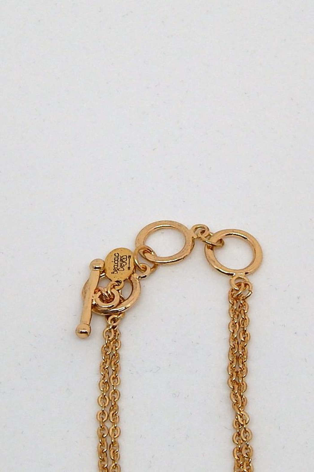 Beaucoup Designs Gold Camille Bracelet - Side Cropped Image