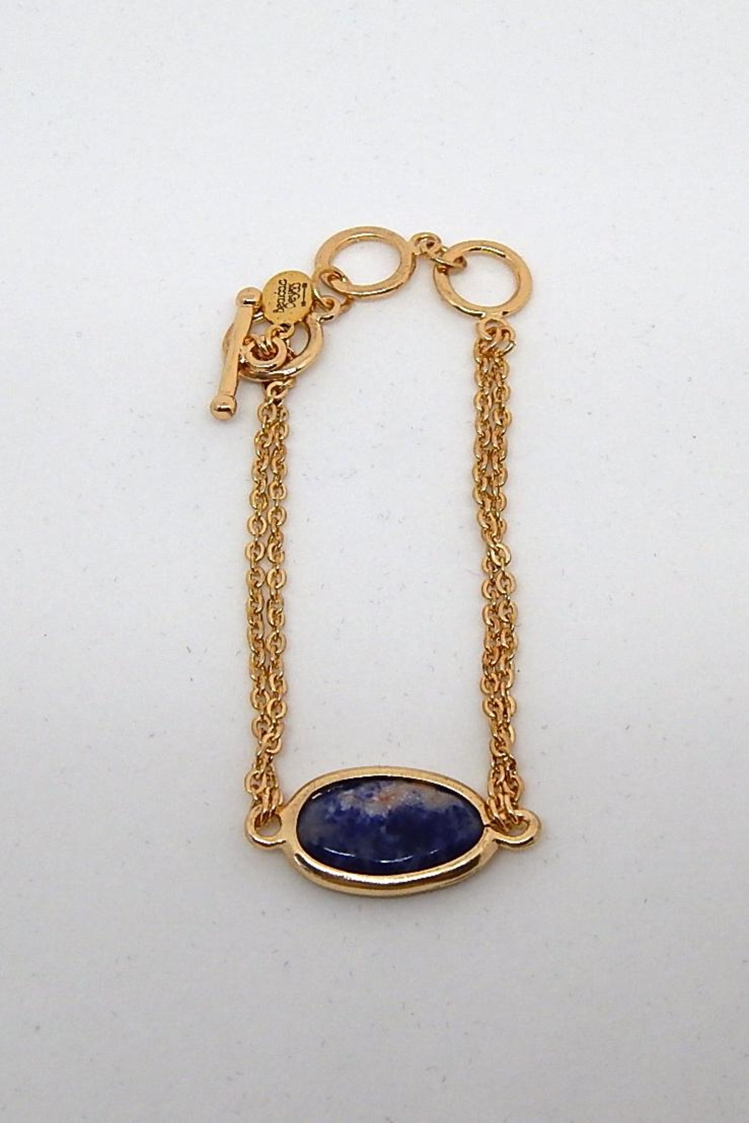 Beaucoup Designs Gold Camille Bracelet - Front Cropped Image