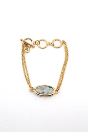 Beaucoup Designs Gold Camille Bracelet - Front cropped