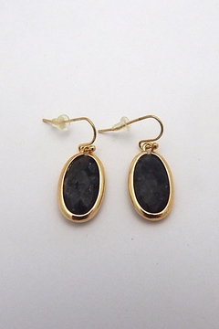 Beaucoup Designs Gold Camille Earrings - Product List Image
