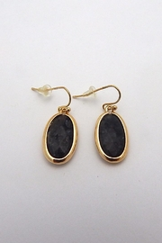 Beaucoup Designs Gold Camille Earrings - Product Mini Image