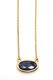 Beaucoup Designs Gold Camille Necklace - Front cropped