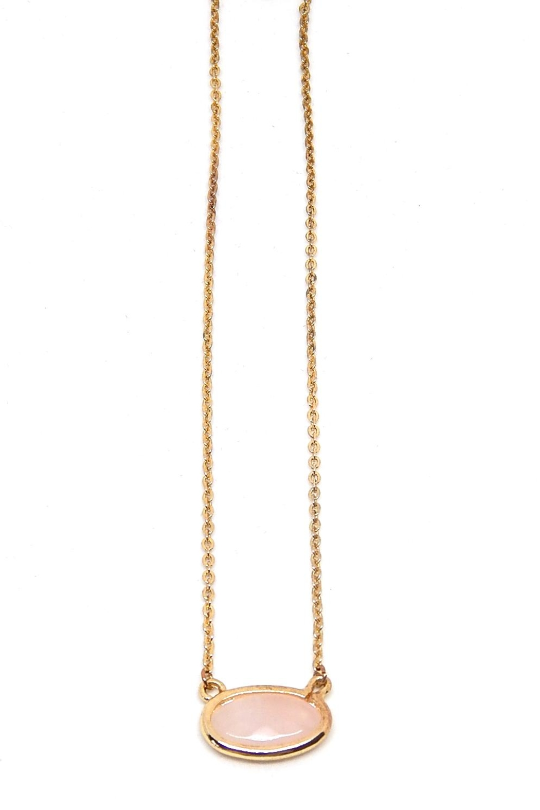 Beaucoup Designs Gold Camille Necklace - Main Image