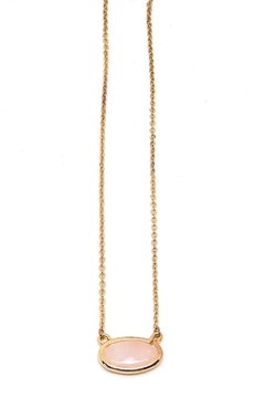 Beaucoup Designs Gold Camille Necklace - Product List Image