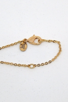Beaucoup Designs Gold Camille Necklace - Alternate List Image