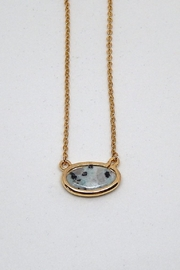 Beaucoup Designs Gold Camille Necklace - Front full body