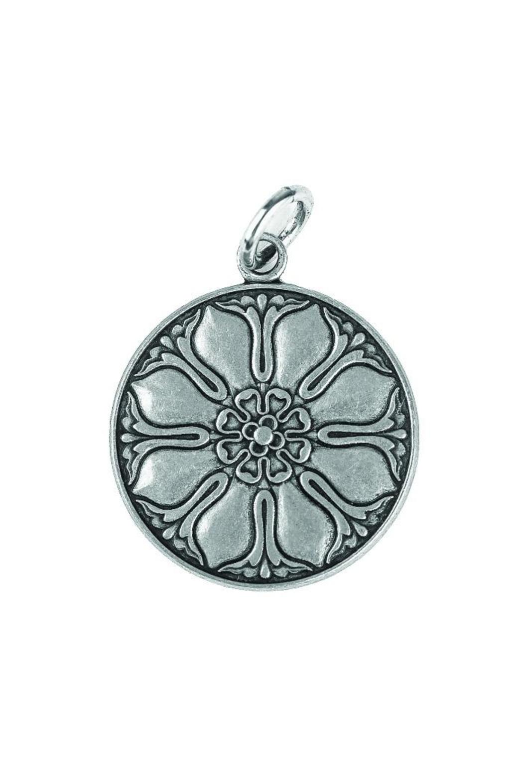 Beaucoup Designs Pewter Charm - Main Image