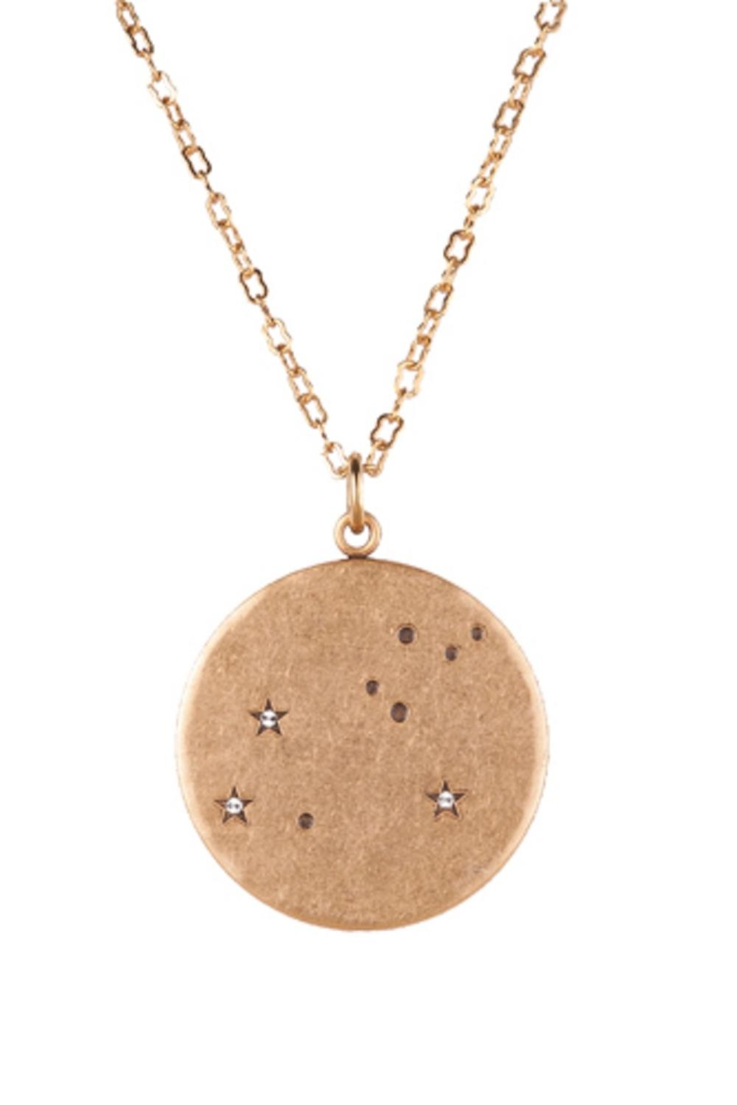 Beaucoup Designs Leo Constellation Necklace - Main Image