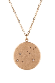 Beaucoup Designs Leo Constellation Necklace - Product Mini Image