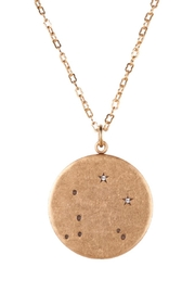 Beaucoup Designs Libra Constellation Necklace - Product Mini Image
