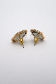 Beaucoup Designs Lily Gold Earrings - Front full body