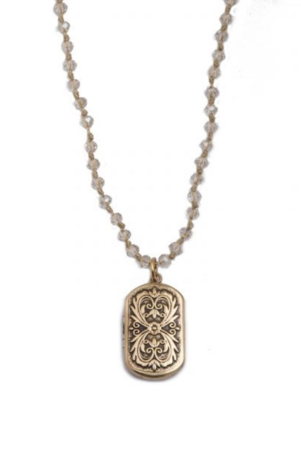 Beaucoup Designs Luxe Gold Necklace - Main Image