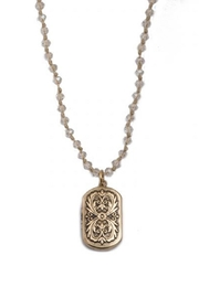 Beaucoup Designs Luxe Gold Necklace - Product Mini Image
