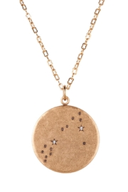 Beaucoup Designs Pisces Constellation Necklace - Product Mini Image