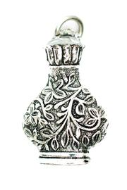 Beaucoup Designs Silver Perfume Charm - Product Mini Image