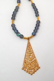 Beaucoup Designs Teragram Luna Necklace - Product Mini Image