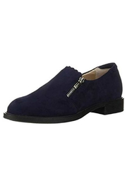 BeautiFeel Blue Suede Shoes - Product Mini Image