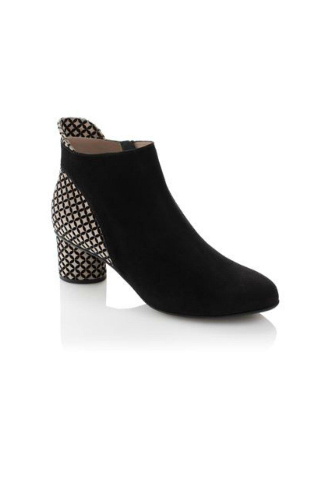 BeautiFeel Dyna Heeled Bootie - Front Full Image