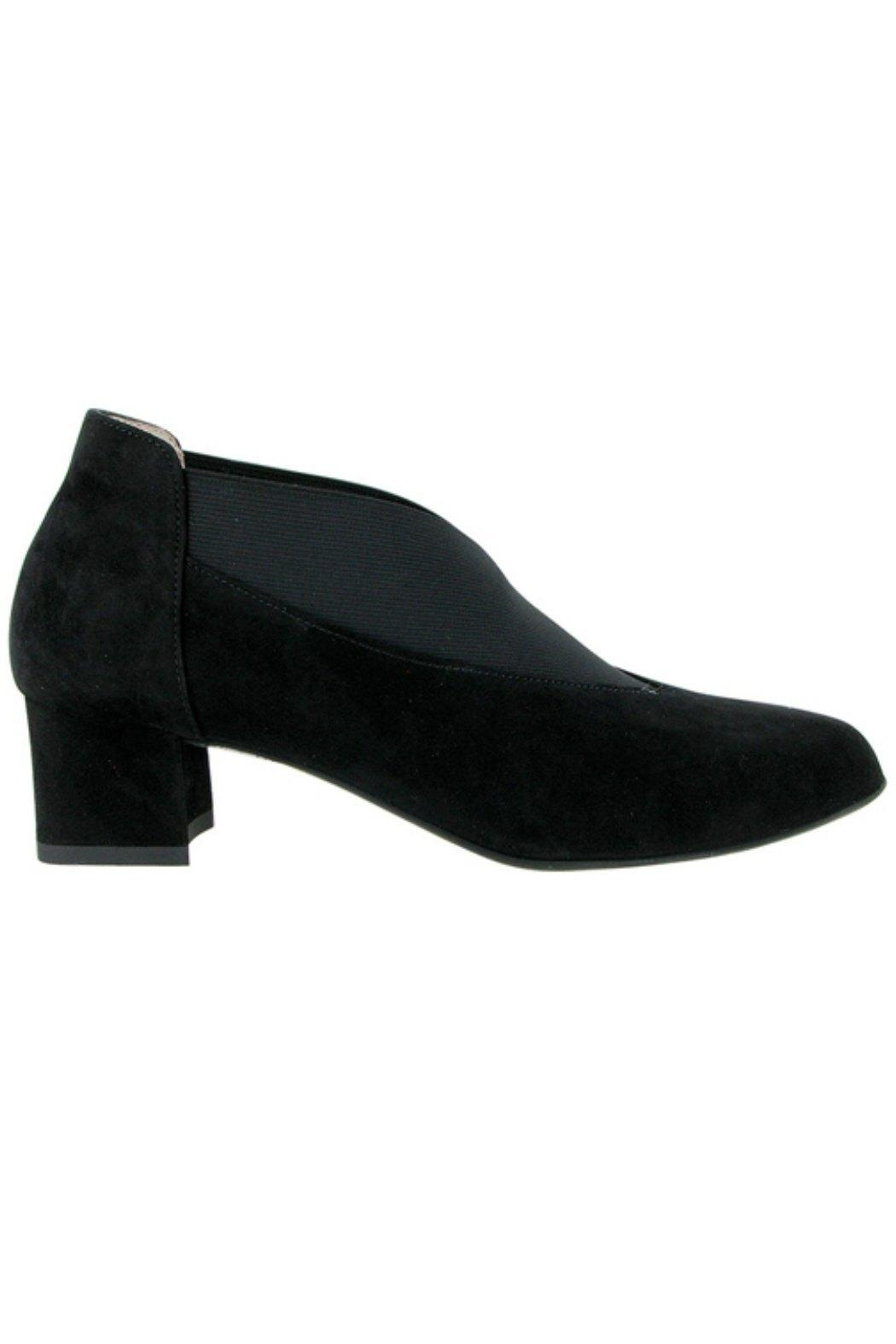 BeautiFeel Gia Suede Shootie - Side Cropped Image