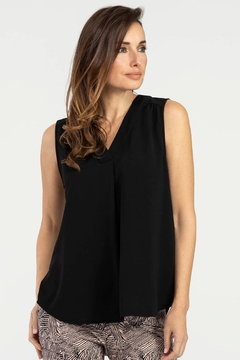 Shoptiques Product: Beautiful Black Blouse
