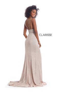 CLARISSE Beautiful Blush Gown - Alternate List Image