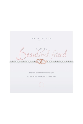 cc055784aaa78 Katie Loxton Beautiful Friend Bracelet from New York by Let's ...