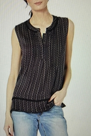 Tribal Jeans Beautiful Sleeveless Blouse - Product Mini Image