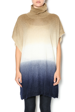 Beautiful Stories Dip Dye Tunic Sweater - Product List Image