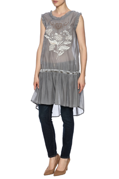 Beautiful Stories Embroidered Tunic - Product List Image