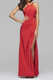Faviana Beautiful Timeless Gown - Front cropped
