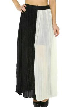 Beautifully Couture Shimmering Layered Maxi - Product List Image