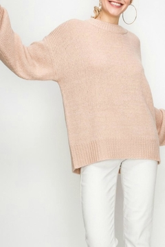 Favlux Beauty Bell-Sleeve Sweater - Alternate List Image
