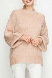 Favlux Beauty Bell-Sleeve Sweater - Product Mini Image