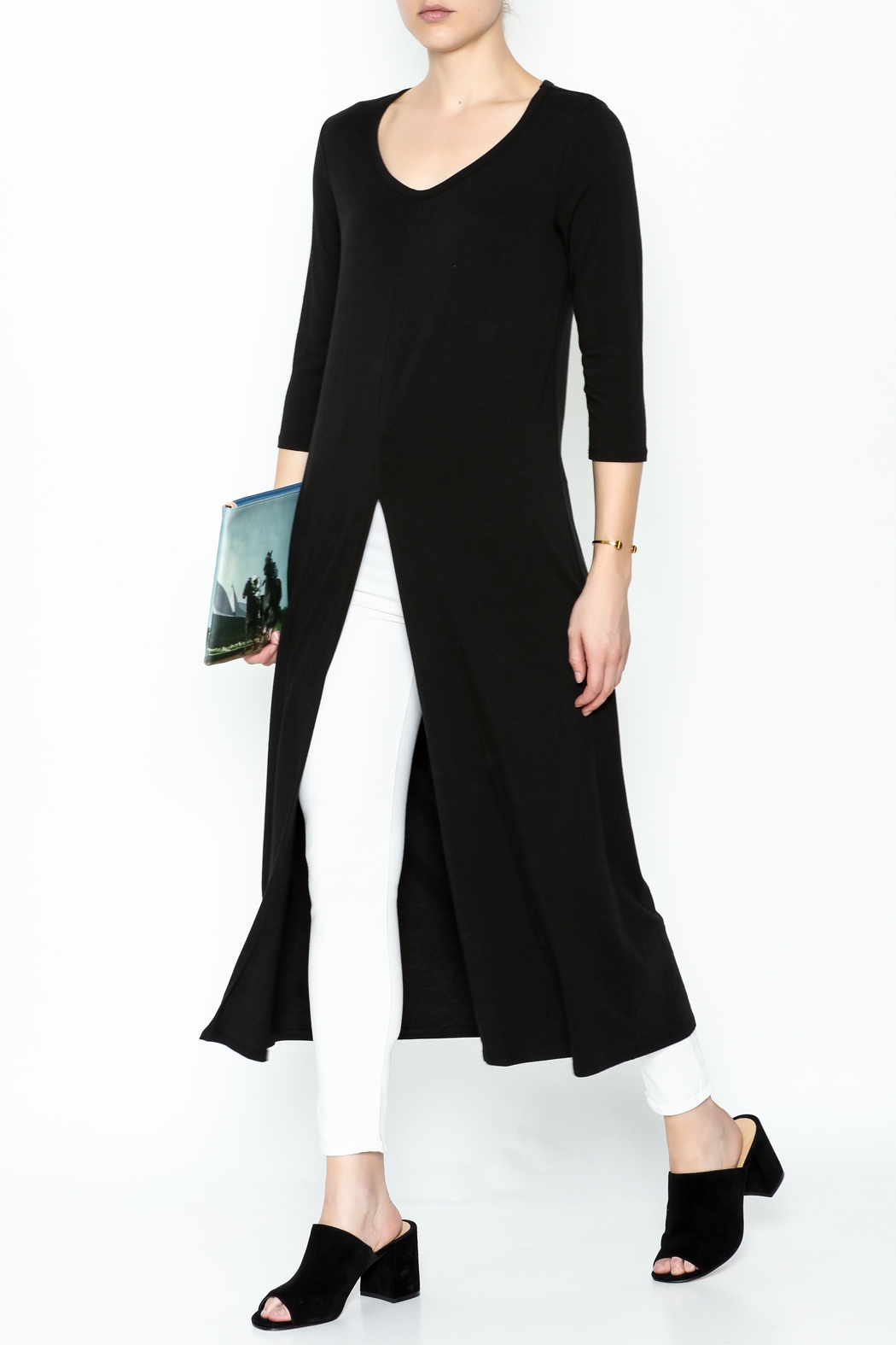 Beaux Jours The Split Tunic - Front Cropped Image