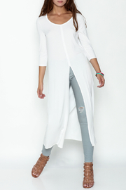 Beaux Jours The Split Tunic - Front cropped