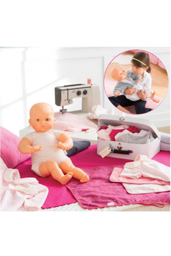 Corolle Bebe Cheri To Dress Baby Doll - Alternate List Image