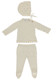 Bebe Organic Baby Lana Set For Newborn - Product Mini Image