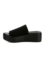 BEBE Stretchy Flatform Sandal - Product Mini Image