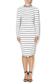 bec & bridge Jedi Striped Dress - Product Mini Image